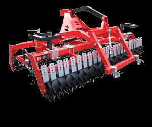 Oferta maszyn rolniczych - Agregat uprawowo-siewny BRUTUS