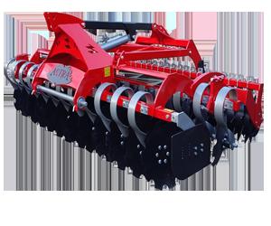 Oferta maszyn rolniczych - Agregat talerzowy ASTRA