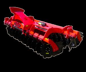 Oferta maszyn rolniczych - Brona talerzowa OZYRYS