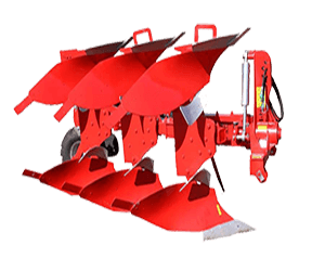 Oferta maszyn rolniczych - Pług obrotowy TWISTER