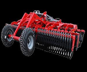 Oferta maszyn rolniczych - Brona OZYRYS hydrauliczna