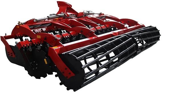 Oferta maszyn rolniczych - Brona talerzowa OZYRYS hydraulicznie składana
