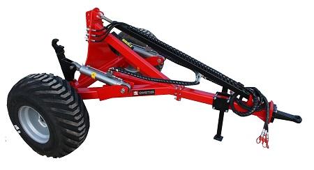 Oferta maszyn rolniczych - Wózek jednoosiowy ATOS