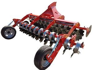 Oferta maszyn rolniczych - Przednia brona talerzowa OZYRYS