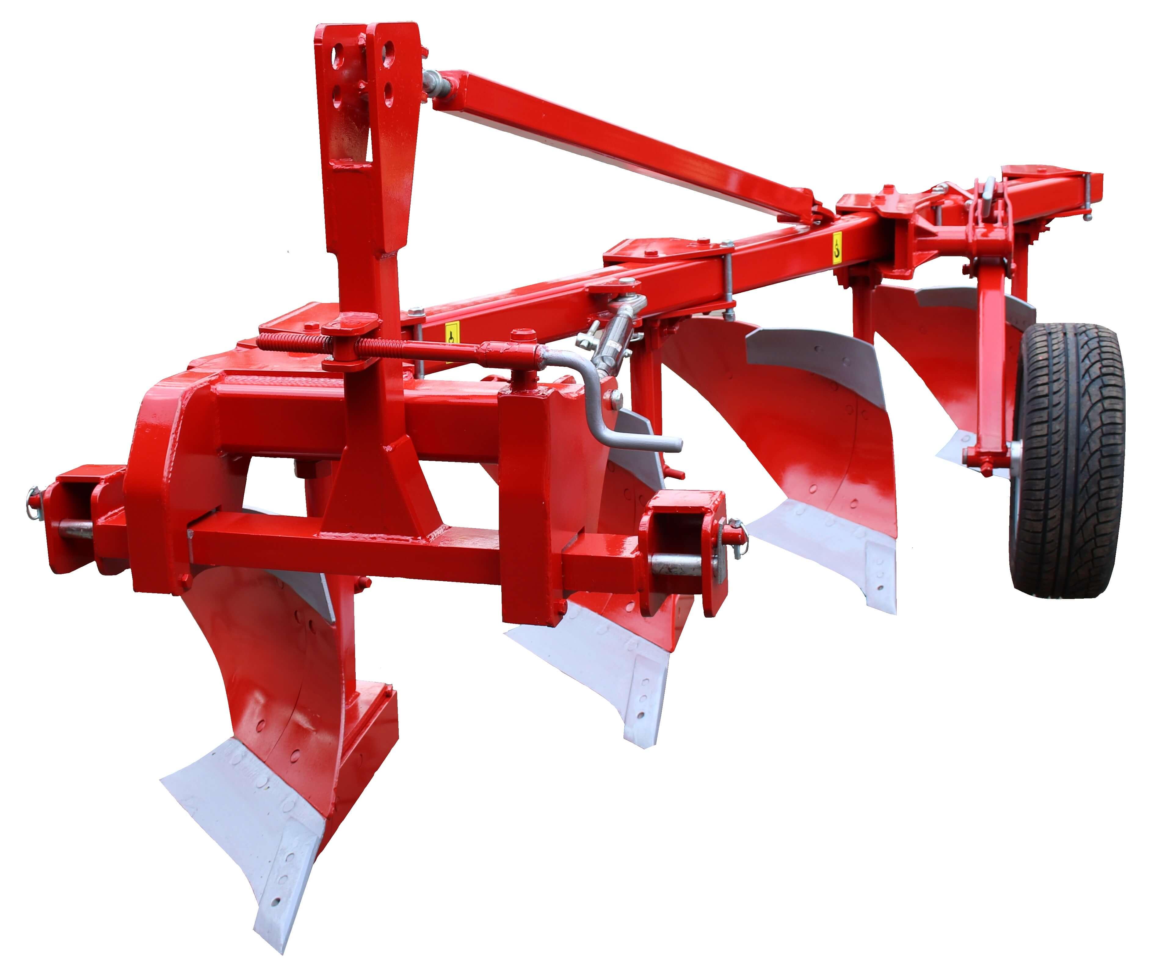 Oferta maszyn rolniczych - Pług jednobelkowy MAK EVO