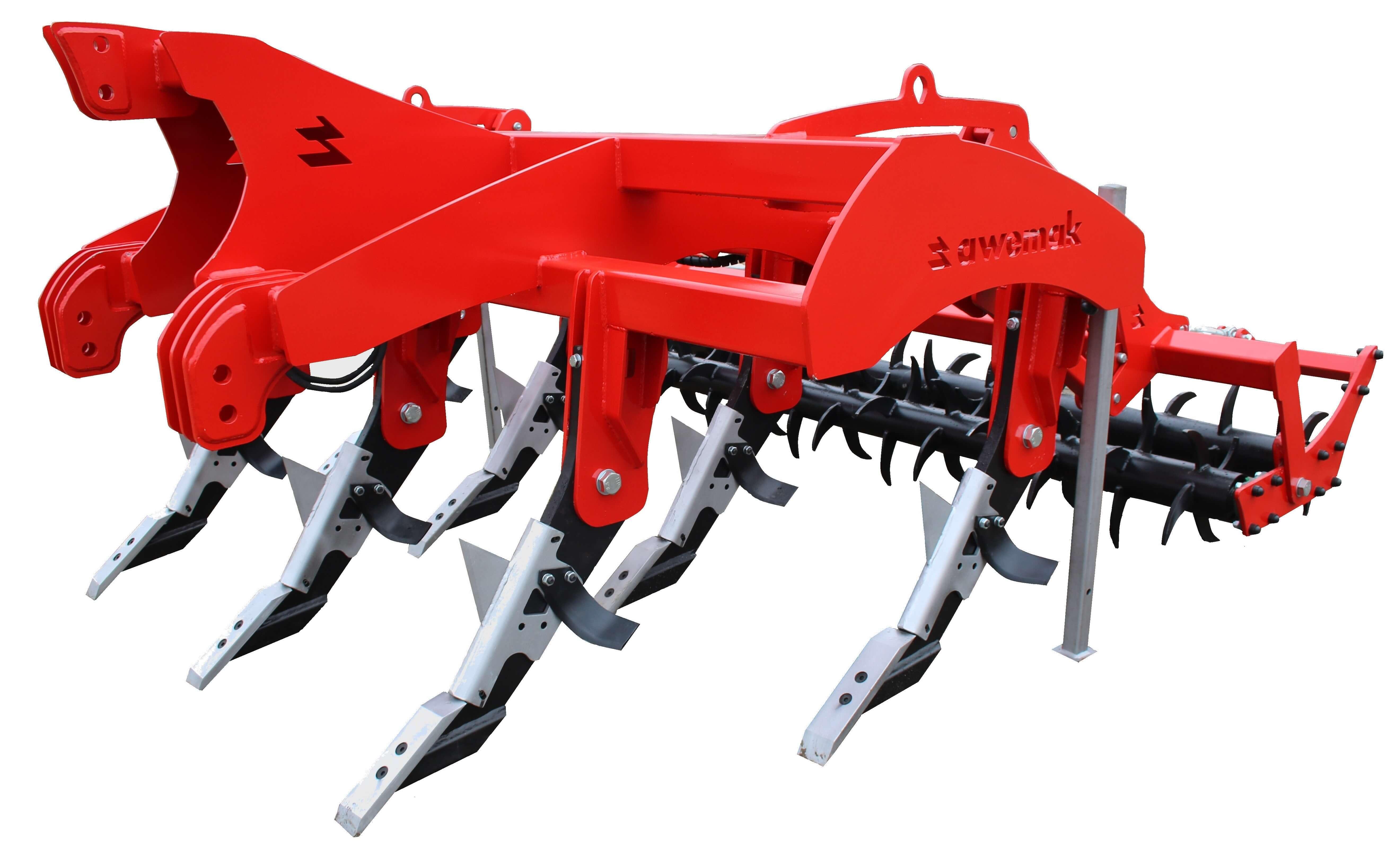 Oferta maszyn rolniczych - Pług dłutowy RAMBO