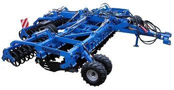 Oferta maszyn rolniczych - Ciężka brona talerzowa składana hydraulicznie półzawieszana GOLIATH