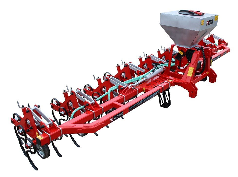 Oferta maszyn rolniczych - Pielnik rzędowy hydraulicznie składany