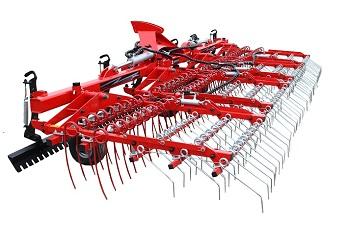 Oferta maszyn rolniczych - Brona chwastownik THOR BC