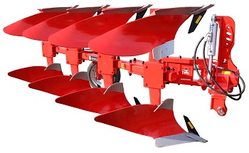 Oferta maszyn rolniczych - Pług obrotowy REVO